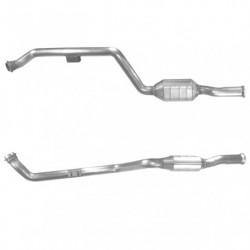 Catalyseur pour MERCEDES E220 2.1 (W210) CDi Turbo Diesel (2ème catalyseur)
