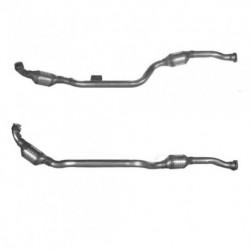 Catalyseur pour ALFA ROMEO 166 2.0 16v tuyau double (avec OBD)