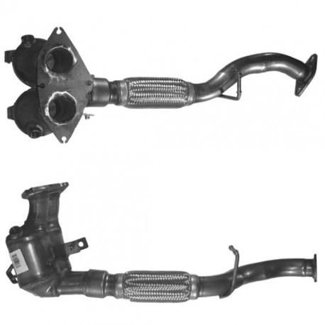 Catalyseur pour ALFA ROMEO 147 1.6 16v Twin Spark AR32104 (moteur : 120cv)