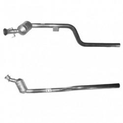 Catalyseur pour MERCEDES E290 2.9 (S210) Turbo Diesel