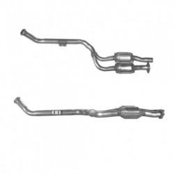 Catalyseur pour MERCEDES S320 3.2 (W220) CDi Diesel (moteur : OM 613)