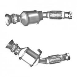 Catalyseur pour MERCEDES VITO 2.2 (W639) 116CDi TD (moteur : OM651)