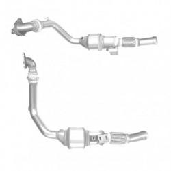 Catalyseur pour MERCEDES VITO 3.0 W639 (moteur : OM 642.990) CDi (1er catalyseur)