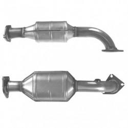 Catalyseur pour BMW 320i 2.0 E46 (M52 - Collecteur cylindres 4-6)