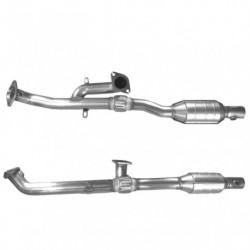 Catalyseur pour BMW 323i 2.5 E46 (M52 - Collecteur cylindres 1-3)