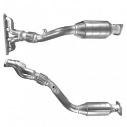 Catalyseur pour MINI ONE 1.4 pour véhicules avec volant à gauche (moteur : R50)
