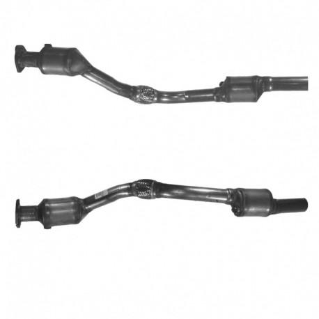 Catalyseur pour AUDI A4 3.0 V6 Quattro 6 vitesses Boite manuelle Break (moteur : ASN) Coté gauche