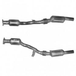 Catalyseur pour FIAT SCUDO 1.9 Diesel (DW8 jusqu'au n° de chassis ..08575)