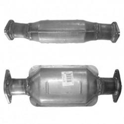 Catalyseur pour MITSUBISHI GALANT 2.5 V6-24v (moteur : 6A13)