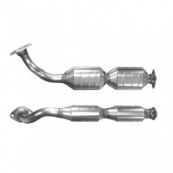 Catalyseur pour BMW 540i 4.4 E39 V8 coté gauche (sans OBD)