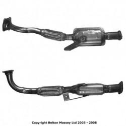 Catalyseur pour BMW 740i 4.4 E38 V8 coté gauche (OBD)