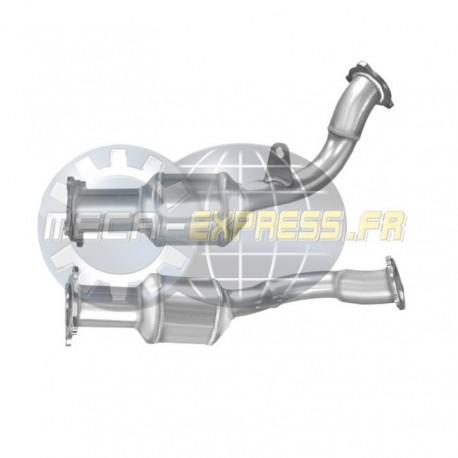 Catalyseur pour FIAT SCUDO 2.0 TD JTD (RHX - RHW - RHZ - N° de chassis RP08576-08973)