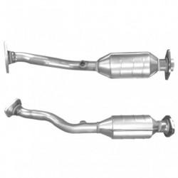 Catalyseur pour NISSAN MICRA 1.2 DIG-S 12v (moteur : HR12DDR - Euro 5)