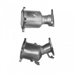 Catalyseur pour NISSAN NAVARA 2.5 dCi (moteur : D40 Series - YD25DDTi)