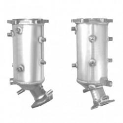Catalyseur pour NISSAN NAVARA 2.5 dCi Turbo Diesel (moteur : D40)