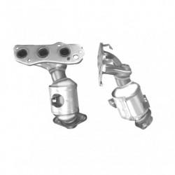 Catalyseur pour CHRYSLER CHEROKEE 4.0 essence (N° de chassis R... à S - emboité sans emplacement de sonde lambda)