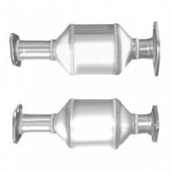 Catalyseur pour NISSAN NOTE 1.4 E11 (moteur : CR14DE - Catalyseur situé sous le véhicule