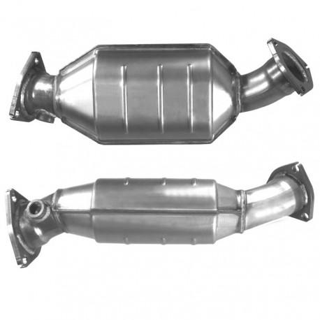 Catalyseur pour FIAT STILO 1.9 TD JTD (115cv - catalyseur situé coté moteur)