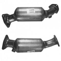 Catalyseur pour AUDI A6 1.8 Mk.2 20v Turbo (moteur : AWT - avec OBD)