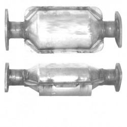Catalyseur pour CITROEN C3 1.4 8v (catalyseur situé coté moteur - TU3JP)