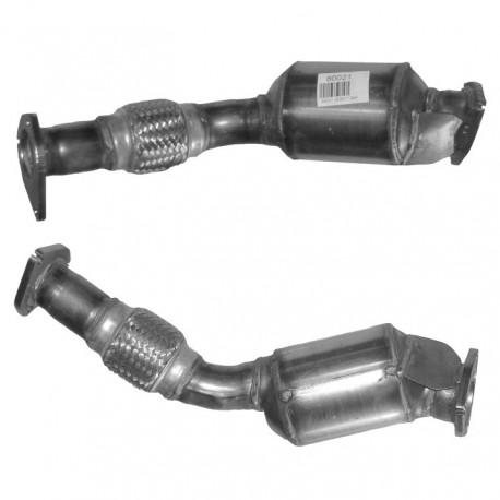 Catalyseur pour AUDI A6 1.9 Mk.2 TDi 110cv (moteur : AFN AVG)