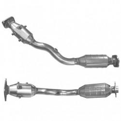 Catalyseur pour NISSAN QASHQAI 1.6 16v (moteur : J10 - HR16DE - Euro 5)