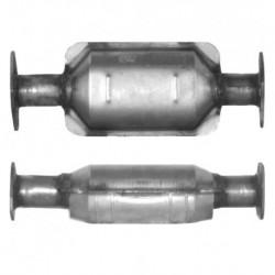 Catalyseur pour CITROEN SAXO 1.1  Catalyseur situé coté moteur
