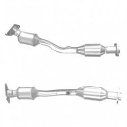 Catalyseur pour NISSAN TIIDA 1.6 16v (moteur : HR16DE - Euro 4)