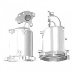 Catalyseur pour NISSAN X-TRAIL 2.2 Di (moteur : YD22ETI)