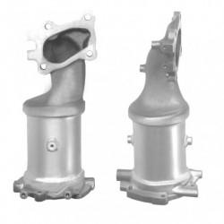 Catalyseur pour NISSAN X-TRAIL 2.2 Di Turbo Diesel (moteur : YD22ETI - YD22DDTi)