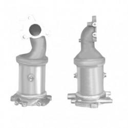 Catalyseur pour NISSAN X-TRAIL 2.2 Di Turbo Diesel (moteur : YD22ETI)