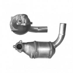Catalyseur pour DAEWOO LACETTI 1.6 Catalyseur situé coté moteur