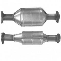 Catalyseur pour DAEWOO NUBIRA 1.6  Catalyseur situé coté moteur