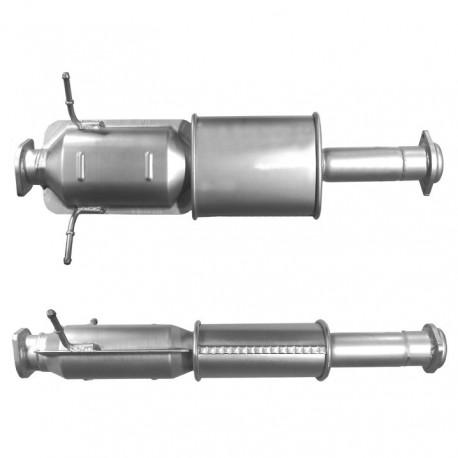 Catalyseur pour ALFA ROMEO 147 1.9 JTDM 8v (moteur : 937A3)