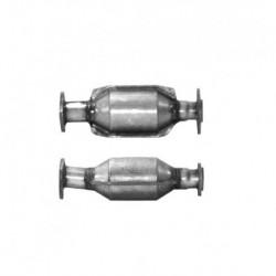 Catalyseur pour OPEL ASTRA 1.7 Mk.3 Diesel