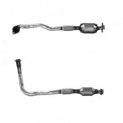 Catalyseur pour OPEL ASTRA 1.7 (X17DTL - Low Pressure Turbo Diesel)