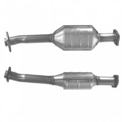 Catalyseur pour OPEL ASTRA 1.8 Mk.3 8v Spi (moteur : C18NZ)