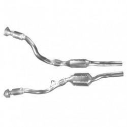 Catalyseur pour FORD FIESTA 1.8 Diesel (RTJ - RTK - catalyseur situé coté moteur)