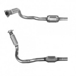 Catalyseur pour FIAT UNO 1.4  70 ie (frontpipe and cat)