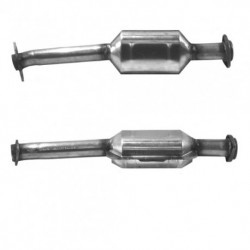Catalyseur pour OPEL ASTRA 2.0 Mk.3 16v Gsi (moteur : C20 XE)