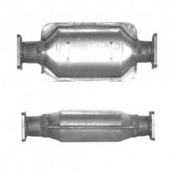 Catalyseur pour OPEL CAMPO 2.5 Turbo Diesel (moteur : 4JA1T)