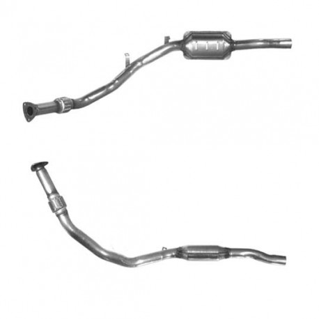 Catalyseur pour FORD FUSION 1.6 TD TDCi