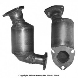 Catalyseur pour AUDI A6 2.5 TDi Quattro (moteur : BDH - BAU - AKE)