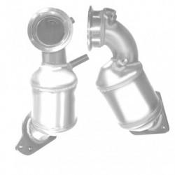 Catalyseur pour OPEL CORSA 1.6 Mk.3 16v Turbo (moteur : A16LEL - A16LER - A16LES - B16LER)