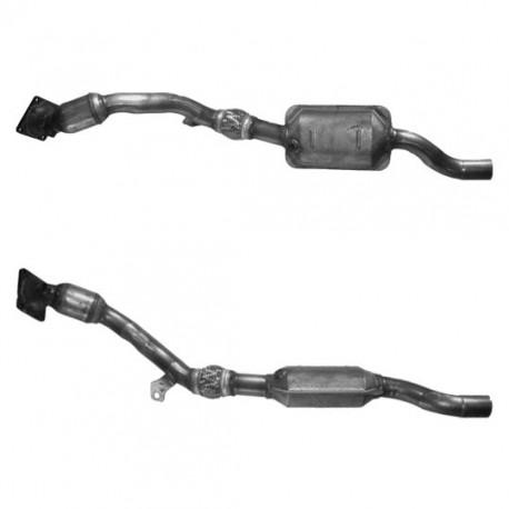 Catalyseur pour AUDI A6 2.7 Mk.2 V6 Turbo Quattro Boite auto (coté droit)