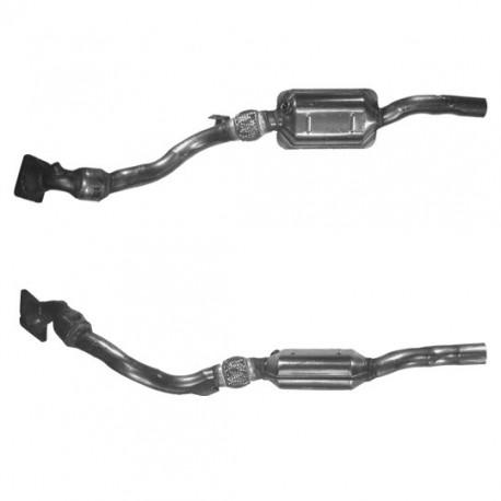 Catalyseur pour AUDI A6 2.7 Mk.2 V6 Turbo Quattro Boite auto (coté gauche)
