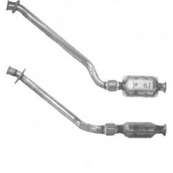 Catalyseur pour OPEL MOVANO 2.5 Diesel (moteur : S8U - 1210mm long)