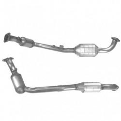 Catalyseur pour OPEL OMEGA 2.6 V6 (moteur : Y26SE) Coté gauche