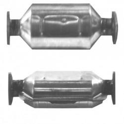 Catalyseur pour MAZDA 121 1.2  1.25 16v (catalyseur situé coté moteur ZH12)
