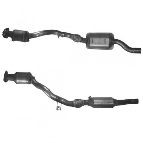 Catalyseur pour AUDI A6 3.0 V6 Quattro et 2WD Boite manuelle (moteur : ASN - BBJ) Coté droit